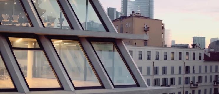 Milano Building The Future